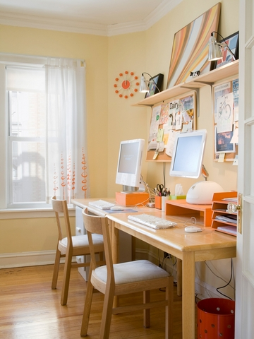 Small home office renovation ideas propertyguru for Home office renovation ideas