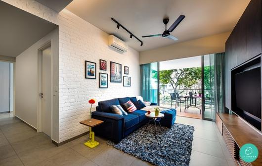10 Most Por Homes (HDB/Condo) In Singapore 2015 | Propertyguru  Room Flat Kitchen Design Singapore on