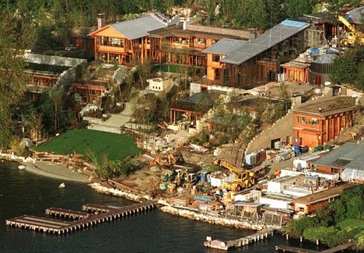 Home feature: Bill Gates' mansion | Propertyguru Melinda Gates House