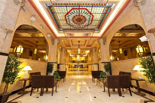 Cecil Hotel Booking
