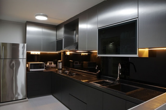 Kitchen Design Ideas For Hdb Flats 5 unique kitchen designs | propertyguru