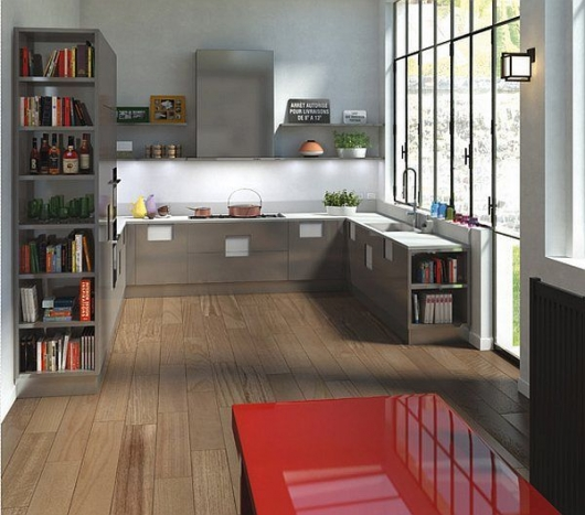 Unique Kitchen Designs: 5 Unique Kitchen Designs