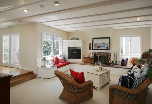 Instead, Opt For A Pair Of French Doors, And Keep It As The Focal Point For  The Living Room. Part 51